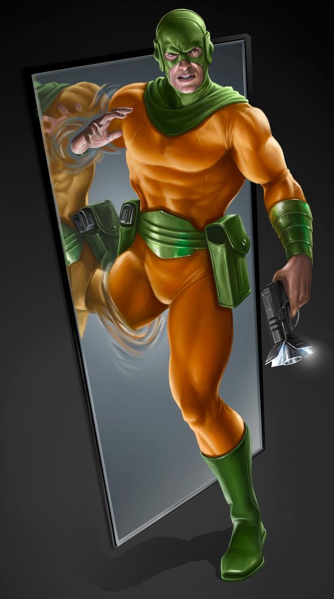 Mirror Master - Mattel/DC