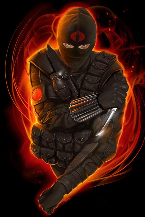 Alley Viper - GI Joe/Rise of Cobra