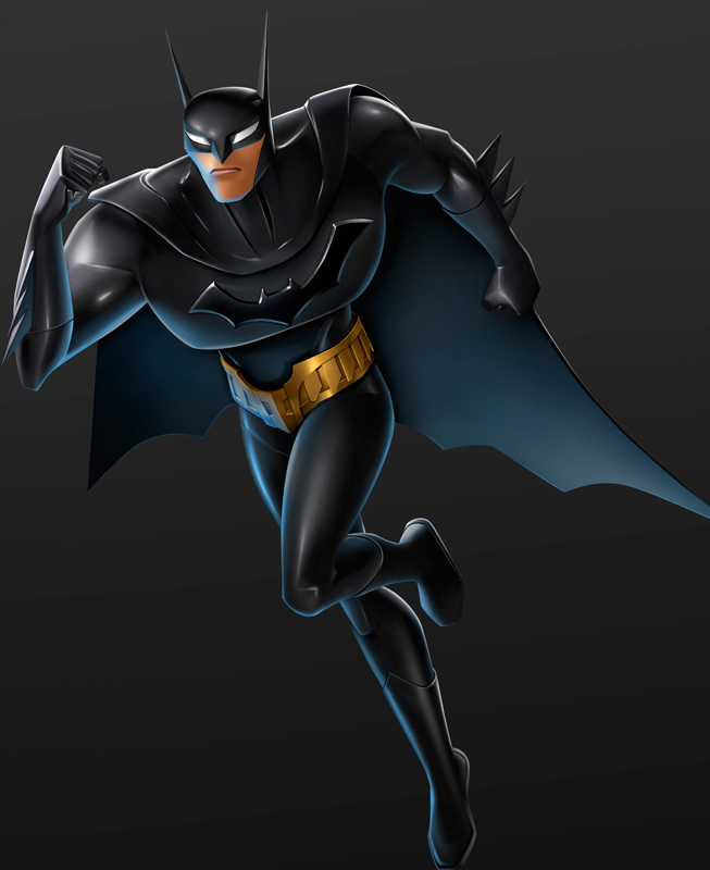 Batman - Pose C