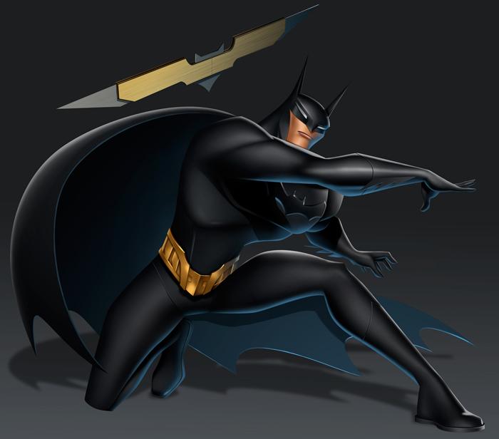 Batman - Pose D