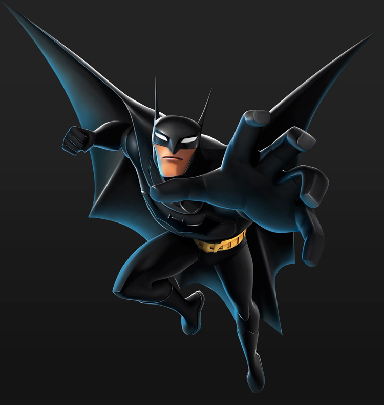 Batman - Pose A