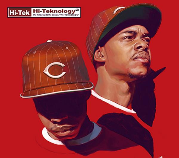 Hi Tek - Album Cover