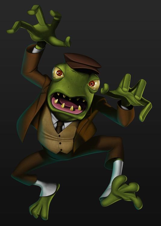 BTB - Mr. Toad