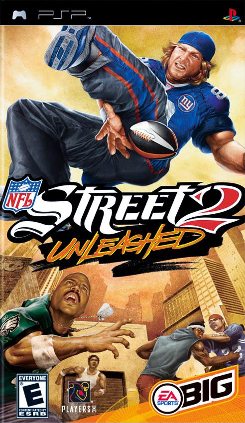 NFL Street 2 - EA Big
