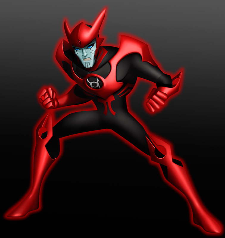 Razor B - Cartoon Network