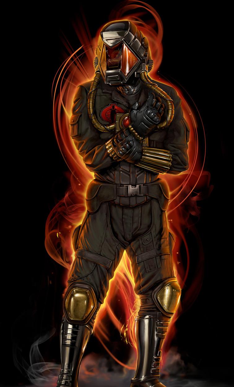 Star Viper - GI Joe/Rise of Cobra