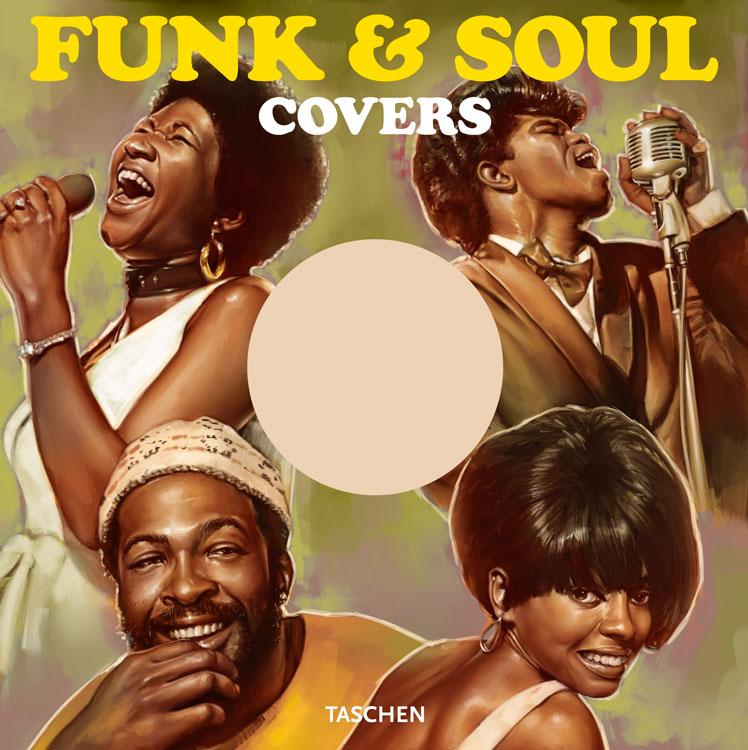 Funk Soul - Book Cover