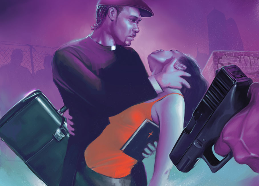 Romance Novel - Vibe