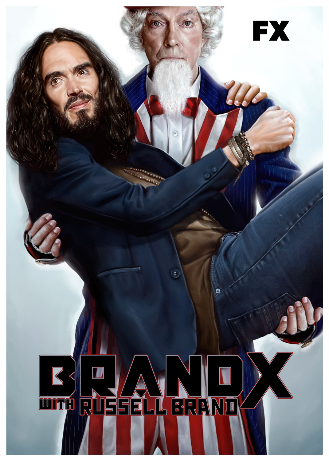 Brand X Uncle Sam - FX Network