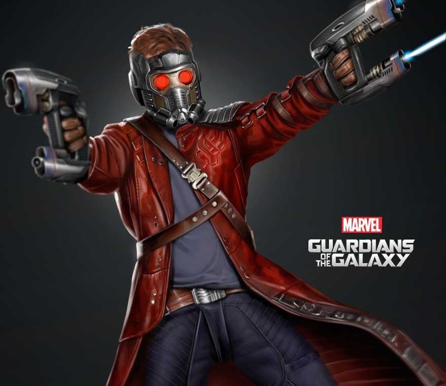 Guardians/Star Lord - Marvel