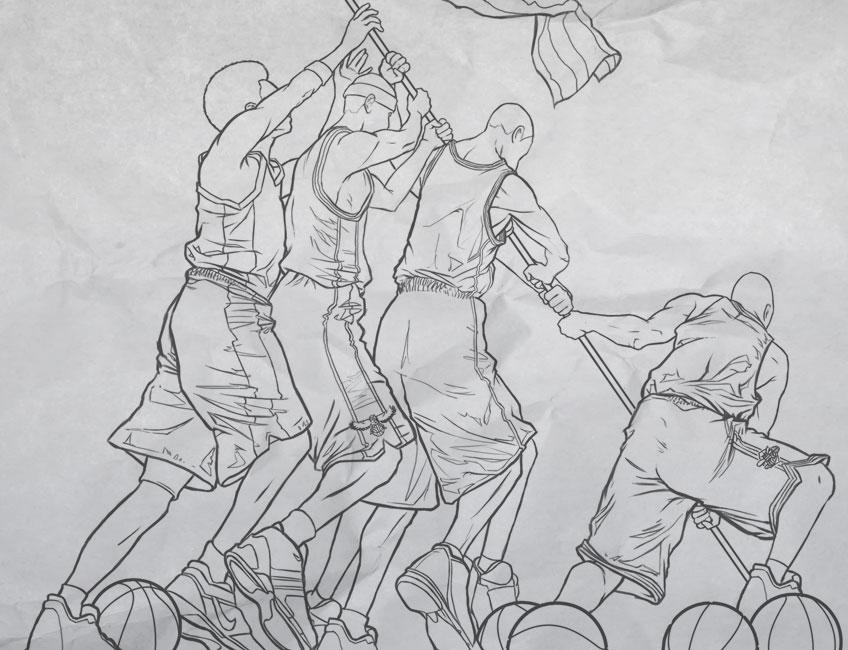 Iwo Jima line - Vibe