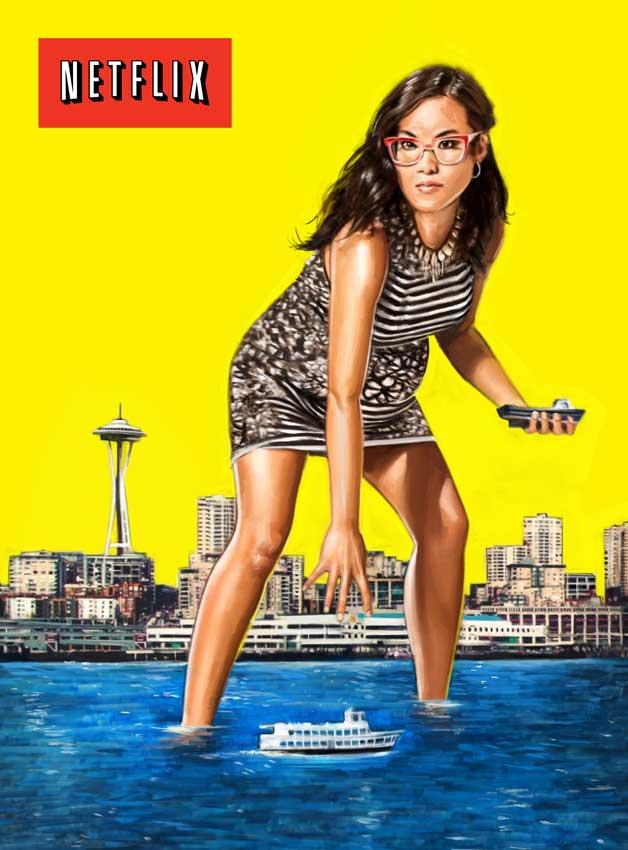 Ali Wong - Netflix