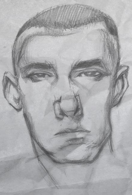 Eminem sketch - Personal